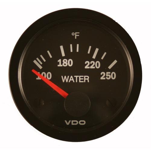 VDO 310-105D 250 Water Temp Gauge