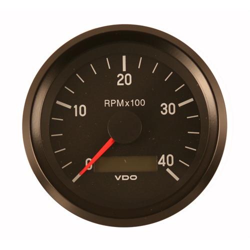 VDO Tachometer 4000 RPM 3 3/8 - Davidson Sales Shop on